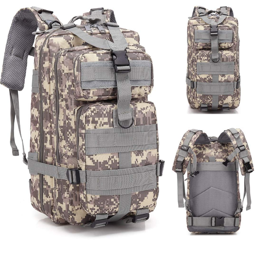 f3ae893914ad Amazon.com: Multifunctional Tactical Backpack 3P Attack Backpack ...