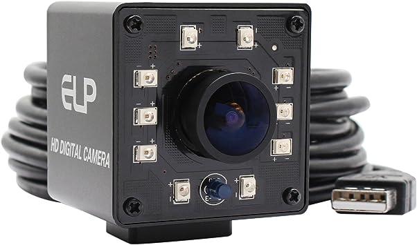 170degree Fisheye Lens USB Camera with 1080p Hd Resolution.USB Camera For Mac