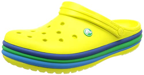 a0e8710f0b410 crocs CB Rainbow Band Clog  Buy Online at Low Prices in India ...