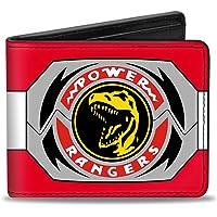 Buckle Down mens Wallet Power Rangers