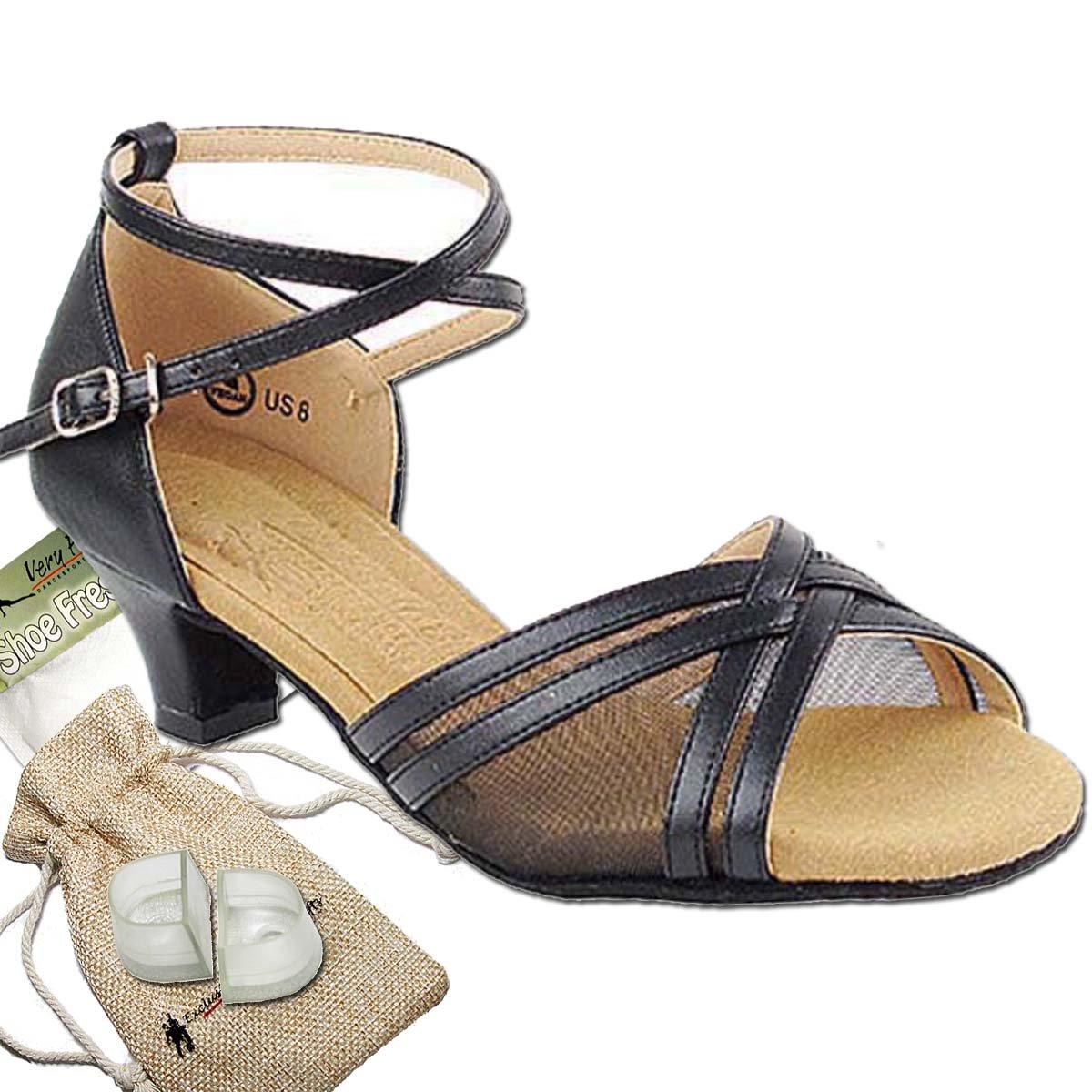 超可爱の [Very Fine Fine Shoes] ブラックレザー レディース B009XUHXCQ 7 7 (B,M) US|ブラックレザー ブラックレザー 7 (B,M) US, 書道用品 奈良 寿香堂:cb6f6c90 --- a0267596.xsph.ru