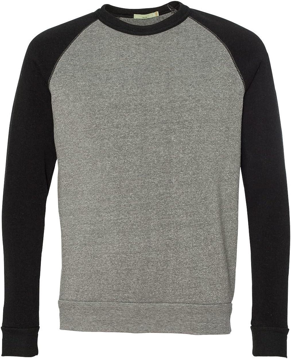 Alternative Mens Pullover Sweatshirt