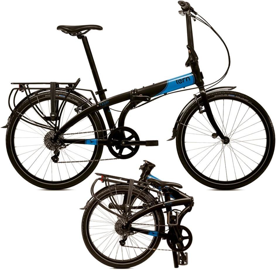 tern Node D8 - Bicicletas plegables (7/8 velocidades) - negro 2015 ...