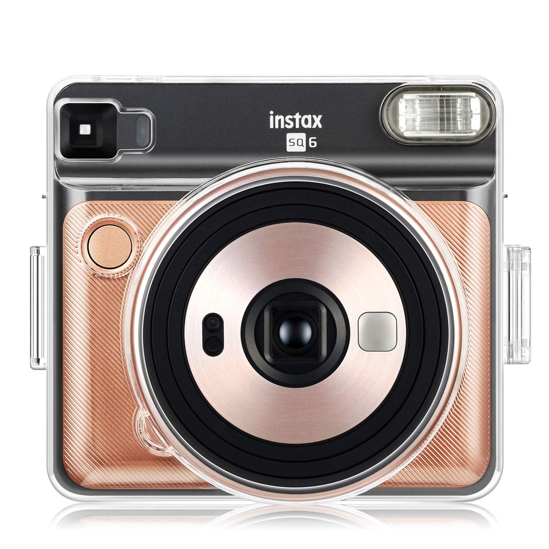 con cinghia regolabile Custodia protettiva per fotocamera Fujifilm Instax Square SQ6