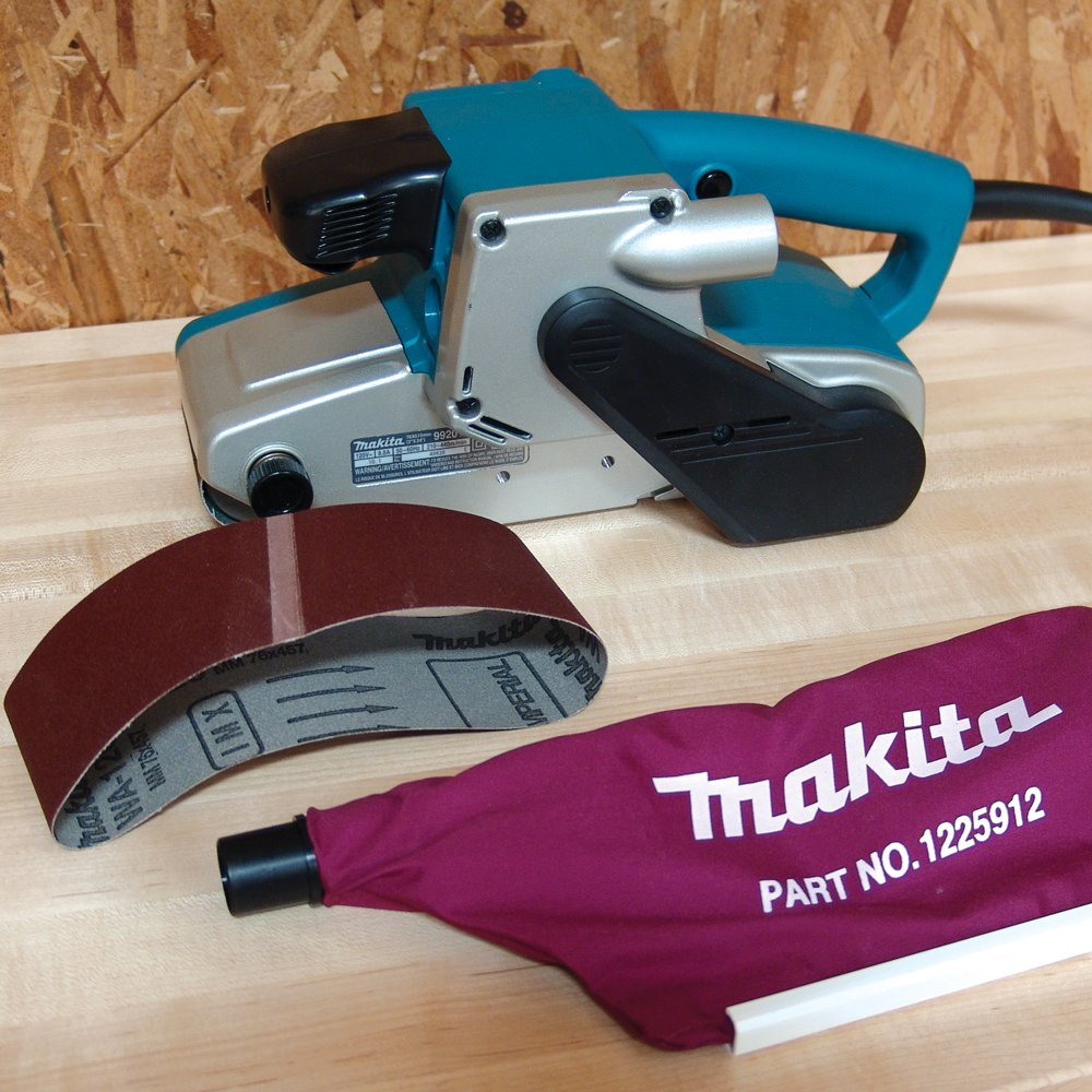 Makita 9920 Belt Sanders product image 6