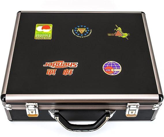 Profesional de snooker métrica Plantillas Set (Professional Pocket ...