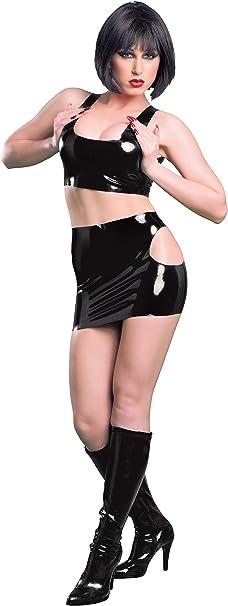 Fantasy 2007199 Minifalda en negro tamaño L: Amazon.es: Salud y ...