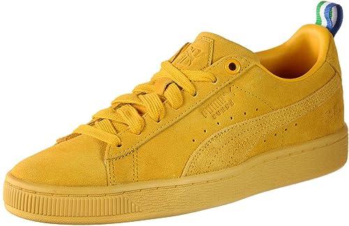 Compras > puma suede yellow 50% OFF en línea