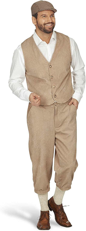 Disfraz de hombre joven de periódico - Paper Boy traje conjunto de ...