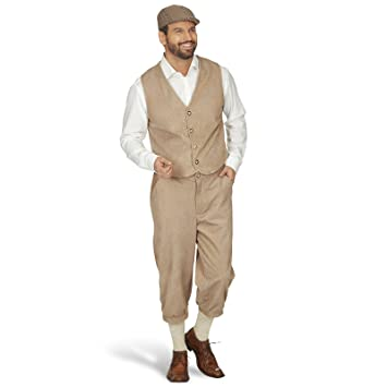 Andrea Moden Herren Kostüm Zeitungsjunge Paper Boy Anzug