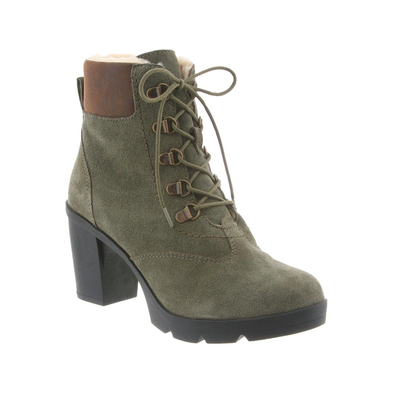 Bearpaw Marlowe Women's Boot B075BCHGQZ 8.5 B(M) US|Olive