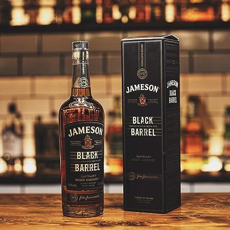 Jameson Black Barrel Whisky Irlandés - 700 ml
