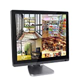 17 inch CCTV Security Monitor with BNC Chrome