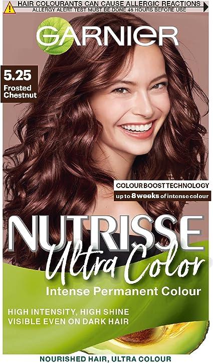 Garnier Nutrisse 5.25 - Tinte para el cabello permanente ...