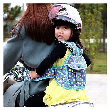 Arnés De Seguridad Niño para Moto con Asas, Material Reflectante ...
