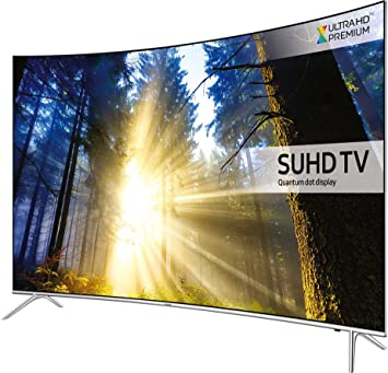 LED 4K SUHD TV CURVO SAMSUNG 49 SMART TV UE49KS7500 SUHD/ 2200Hz PQI/ TDT / 4 HDMI/ 3 USB VIDEO/ WIFI DIRECT/ MANDO UNIVERSAL: Amazon.es: Electrónica
