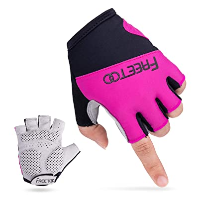 FREETOO Palm Protection Gym Gloves