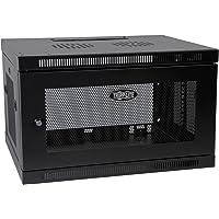 Tripp Lite SRW6UDP Gabinete SmartRack de 6U de Bajo Perfil, Profundidad de Switch Plus, para Instalación en la Pared