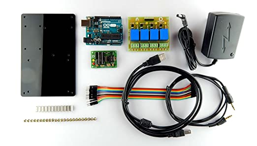 Robo India DTMFK-01 Arduino Based Dtmf Home and Industry