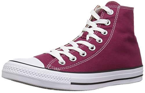 511cd6ada912 Converse Unisex Chuck Taylor AS Core Lace-Up Maroon M9613 8 UK ...