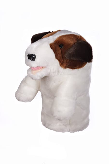 Amazon.com: Oversized Jack Russell Terrier Golf Cabeza cover ...