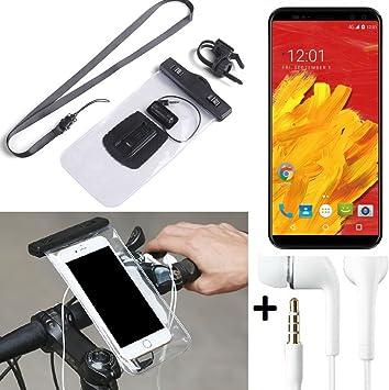 K-S-Trade® para M-Horse Pure 3 Soporte de Bicicleta para teléfono ...