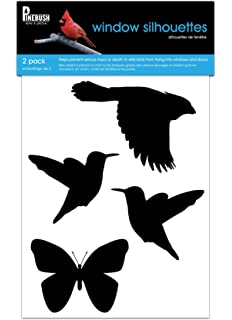 Wandkings Bird And Window Protection Stickers Protection - Window decals for bird protection