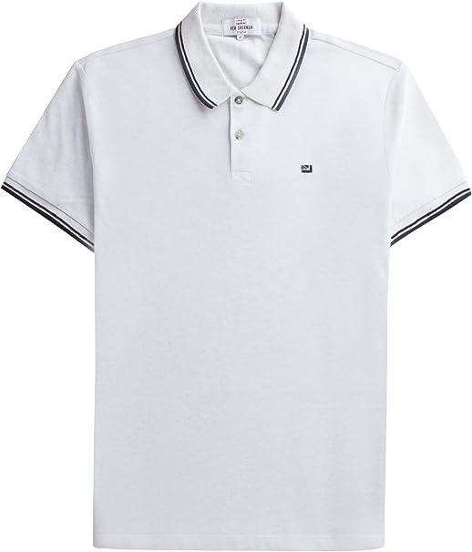 New Levi/'s Men/'s Housemark Short Sleeve Polo Shirt Forest Green Sz M,L,XL