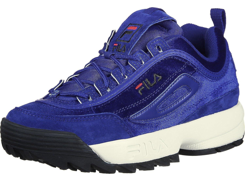 Fila Disruptor V Low WMN Sneaker Damen Blau 39 Sneaker