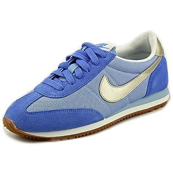 premium selection c489c f51e9 Nike Scarpe da Donna Wmns Oceania Textile, N-42, BluDorato Amazon.it  Sport e tempo libero