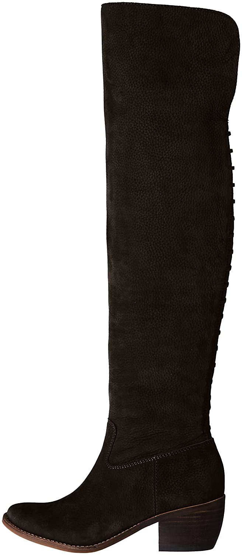 Lucky Brand Women's Khlonn Slouch Boot B01IQ6947Y 5.5 B(M) US|Storm