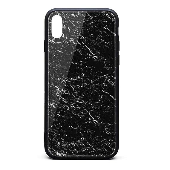 Amazon Com Black Marble Background Stone Texture Iphonex