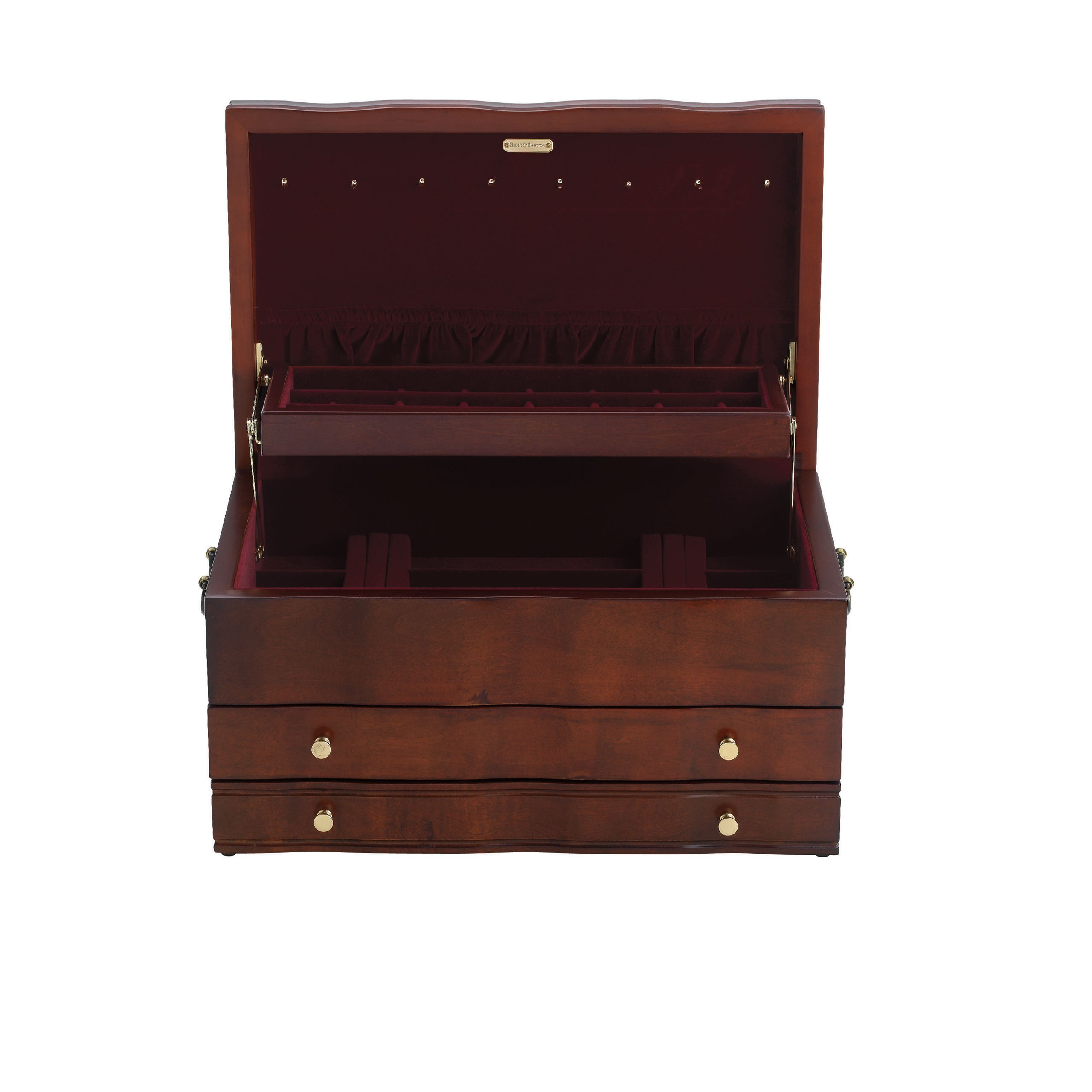 Reed and Barton Victoria Jewelry Chest
