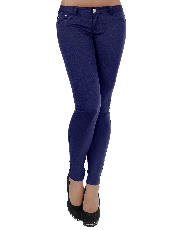 Diva-Jeans - Vaqueros - Skinny - Básico - para Mujer