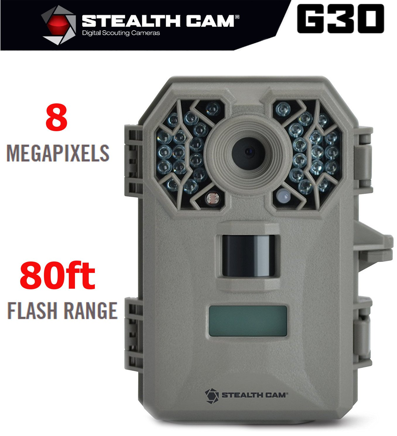 Stealth Cam G30 Trail Camera