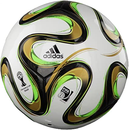 adidas Brazuca Final Top Replique Fútbol Mundial 2014: Amazon.es ...