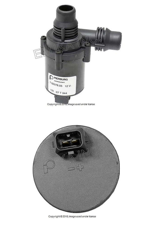 BMW OEM Auxiliary Water Pump For Heater System 525i 530i 545i 550i 550i 645Ci 650i 650i 645Ci 650i 650i