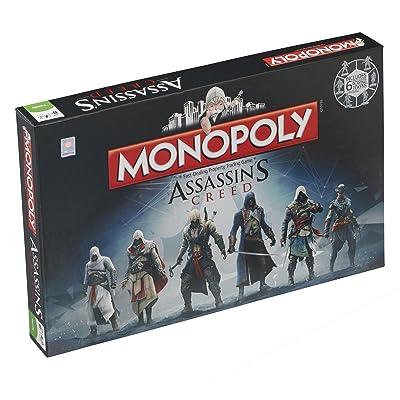 Assassins Creed Monopoly Board Game: Juguetes y juegos