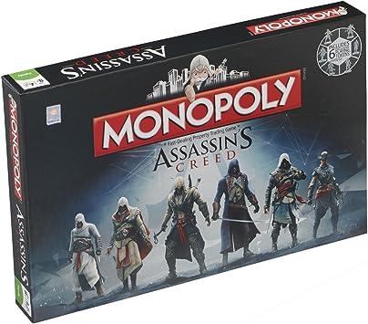 Monopoly Assassins Creed: Amazon.es: Juguetes y juegos