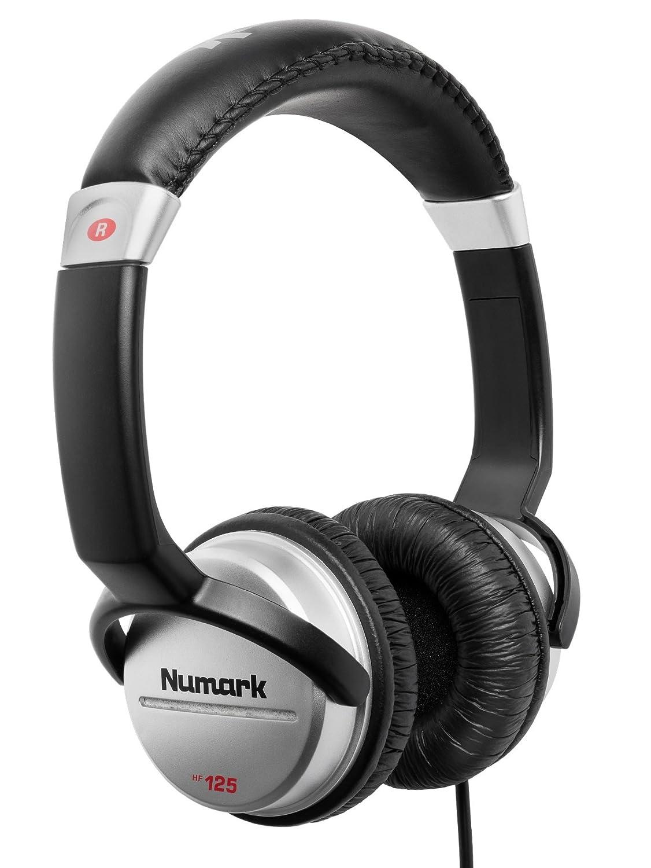 Numark HF125 | On-Ear DJ Headphones Accessory Consumer Accessories