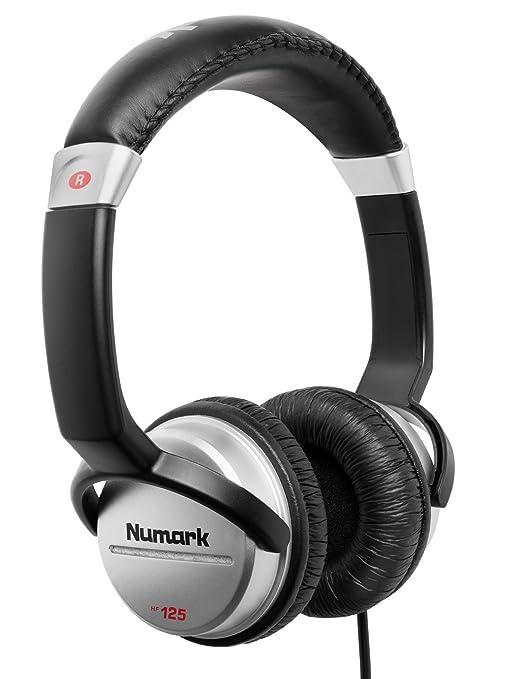 18 opinioni per Numark HF125, Cuffie da DJ ultra leggere