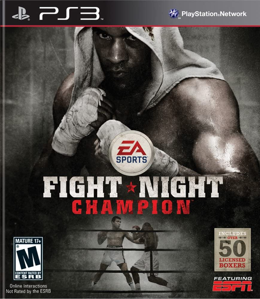 Amazon.com: Fight Night Champion - Playstation 3: Video Games