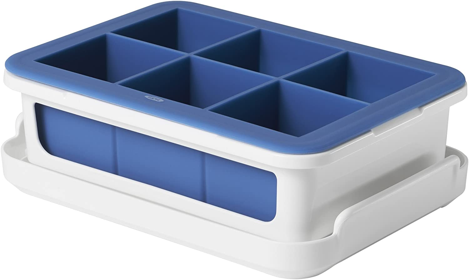 OXO Good Grips Silicone Stackable Ice Cube Tray