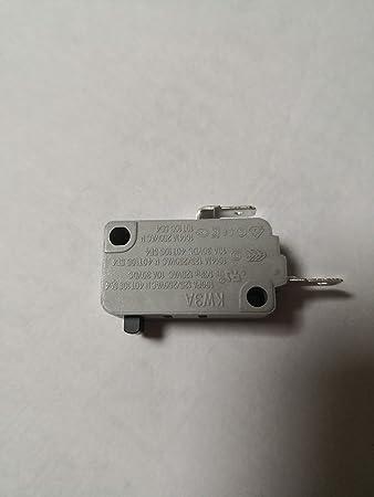 Interruptor de interbloqueo para puerta de horno de microondas, 16 ...