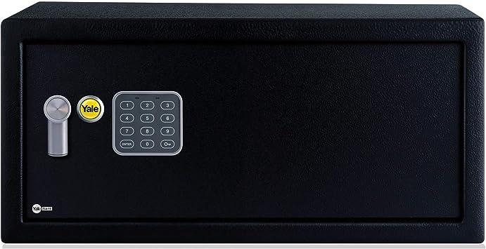 Yale YLC/200/DB1 YLC/200/DB1-Caja Fuerte con Alarma, para Portatil, Laptop: Amazon.es: Bricolaje y herramientas
