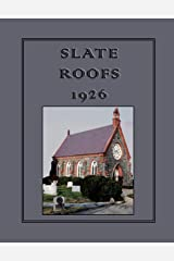 Slate Roofs 1926 Paperback