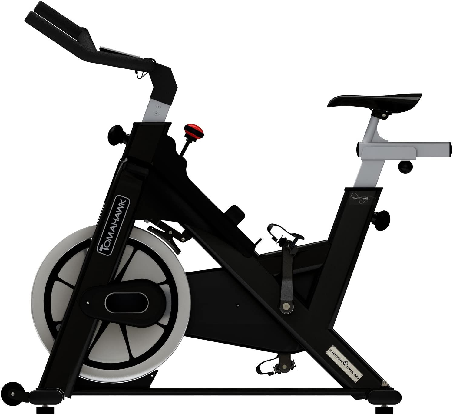 Bicicleta estática scharade MyRide bicicletas: Amazon.es: Deportes y aire libre
