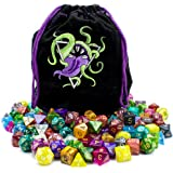 Wiz Dice Bag of Devouring: 140 Polyhedral Dice in 20 Guaranteed Complete Sets