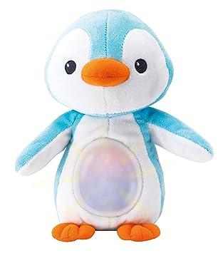 Winfun Pingüino Peluche einschlaf Animales Baby dormirte tranquilamente con luz melodías: Amazon.es: Juguetes y juegos
