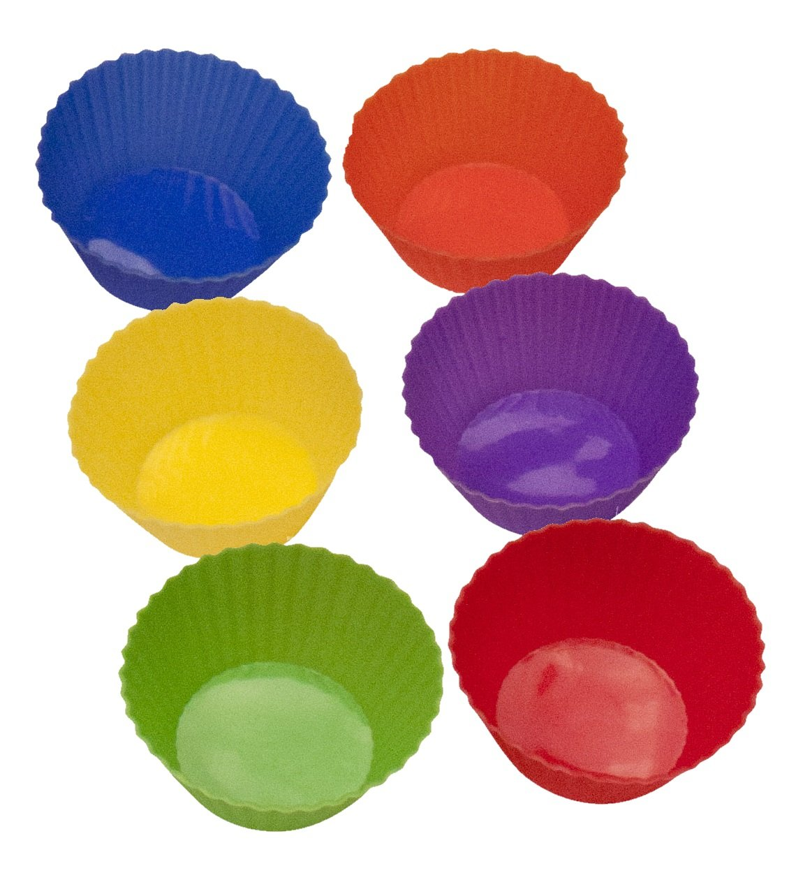 Curious Chef TCC50165 16-Piece Cupcake and Decorating Kit, Child, Multicolored by Curious Chef (Image #4)